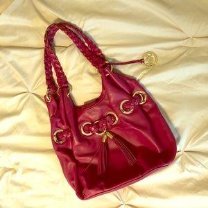 Michael Kors handbag, hobo/bucket style